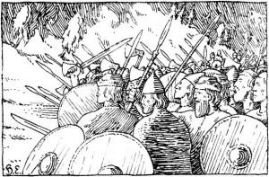 Olav_den_helliges_saga_-_Boendene_roper_haerrop_-_H__Egedius